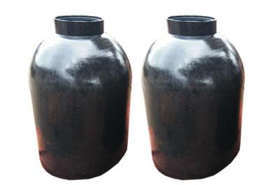 Crucible Rubber Mould