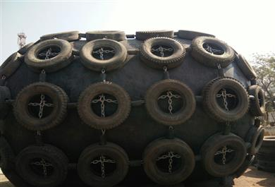 Rubber Moulded Chain Net